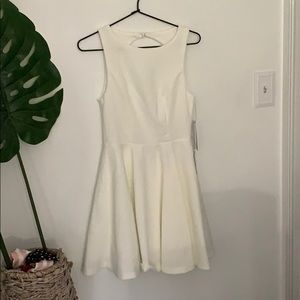 Lulus white dress size xs